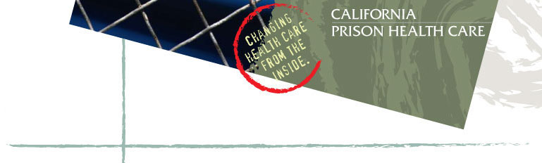 Banner Image part1: CHANGING HEALTH CARE FROM THE INSIDE